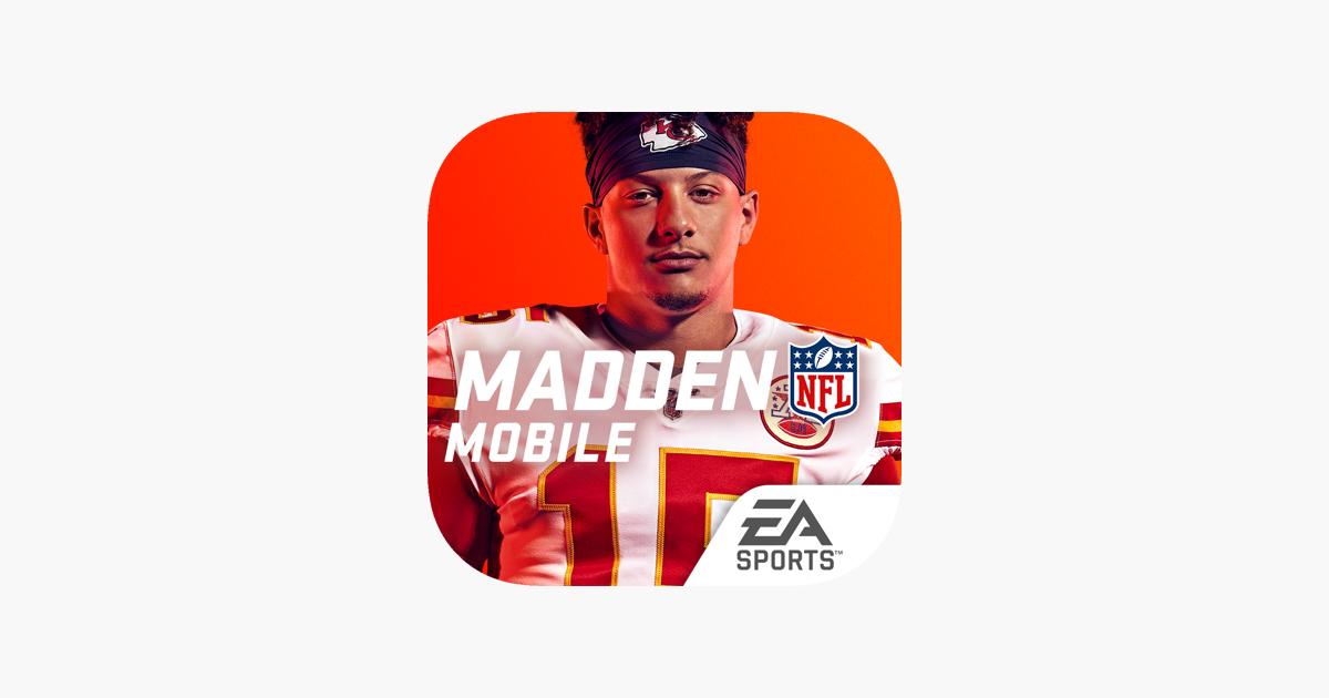 MADDEN NFL MOBILE on the App Store