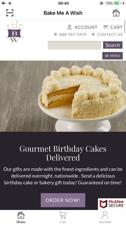 Astounding Bake Me A Wish Birthday Cake By Jin Xie Personalised Birthday Cards Akebfashionlily Jamesorg