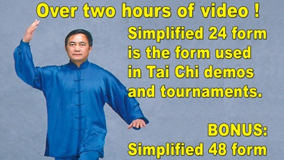 Tai Chi 24&48 Simplified Formのおすすめ画像3