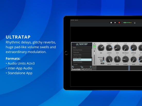 UltraTap Delay by Eventide | discchord