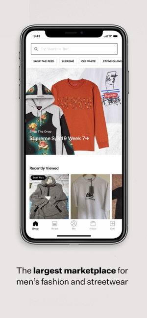 faac4aca8cca Grailed on the App Store