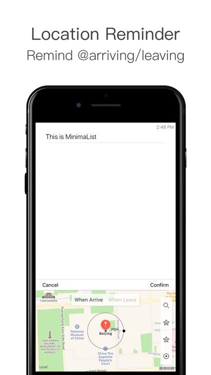 MinimaList Pro. screenshot-5