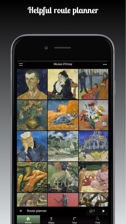 Musee Orsay Visitor Guide screenshot-3