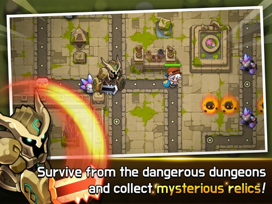 Dungeon Delivery screenshot 8