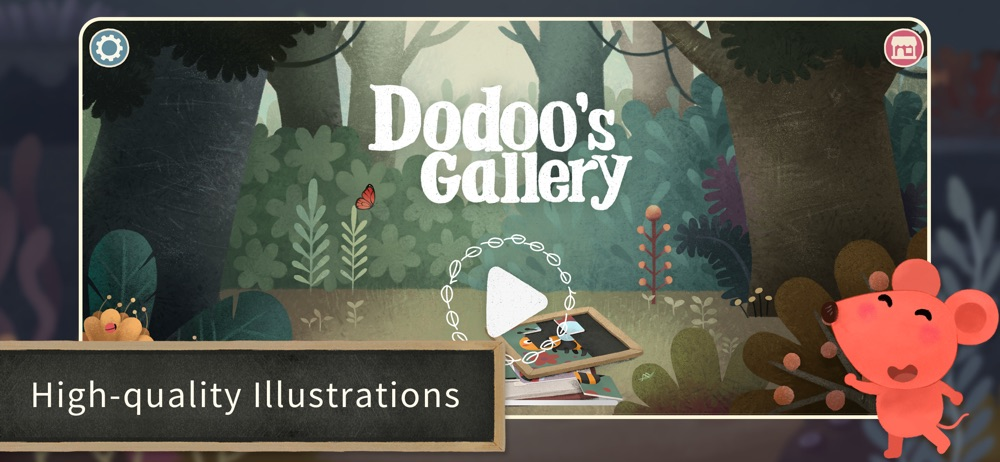 Dodoo's Gallery: Kids Puzzles Cheat Codes