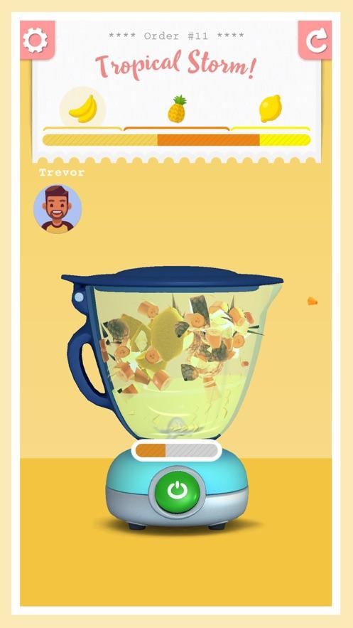 无敌榨汁机 App 截图