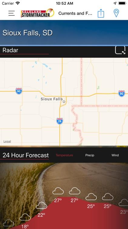 KELO Weather – South Dakota screenshot-3