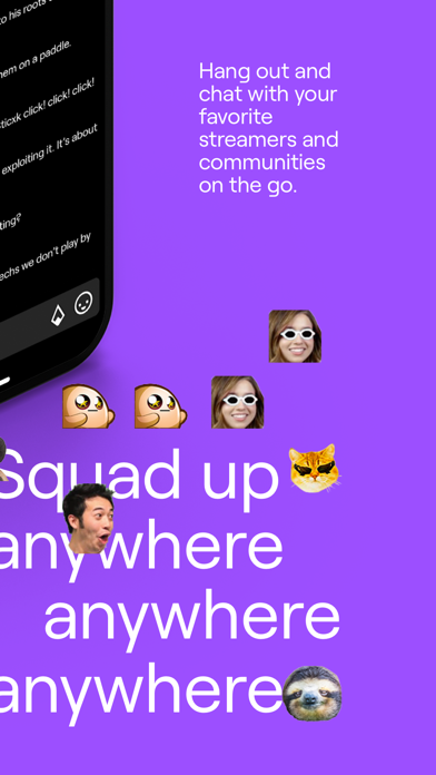 Twitch: Live Game Streaming Screenshot on iOS