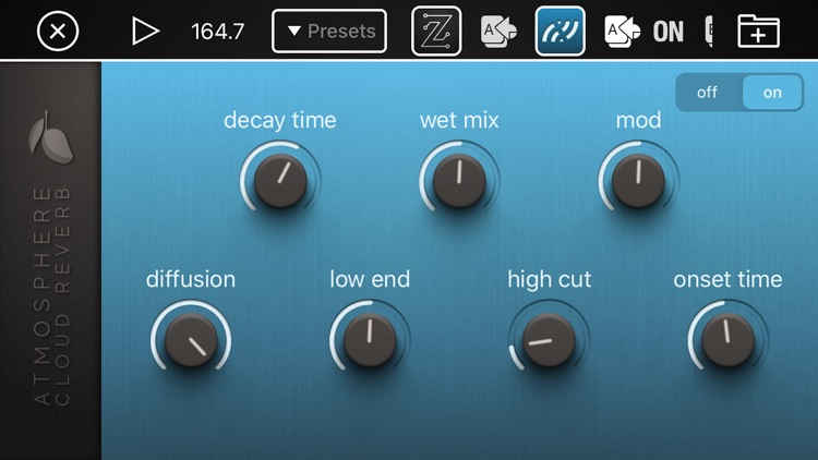 Atmosphere Cloud Reverb screenshot-2