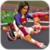 Legend Women wrestling