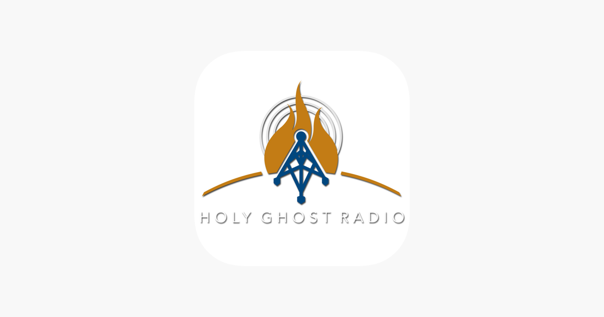 Holy Ghost Radio on the App Store