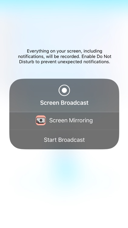 Screen Mirroring To TV screenshot-5