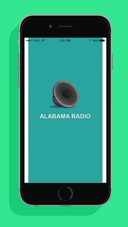 Alabama Radios App
