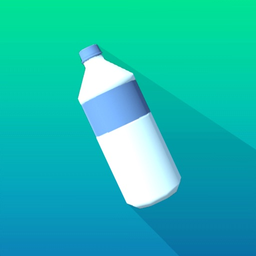 Download Bottle Flip 3D! free for iPhone, iPod and iPad