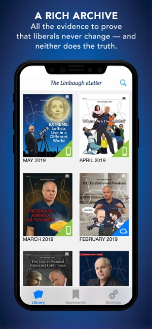 The Limbaugh Letter on the App Store