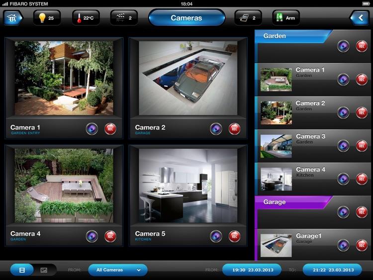 FIBARO for iPad screenshot-4