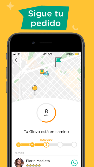 download Glovo-Pide lo que quieras apps 4