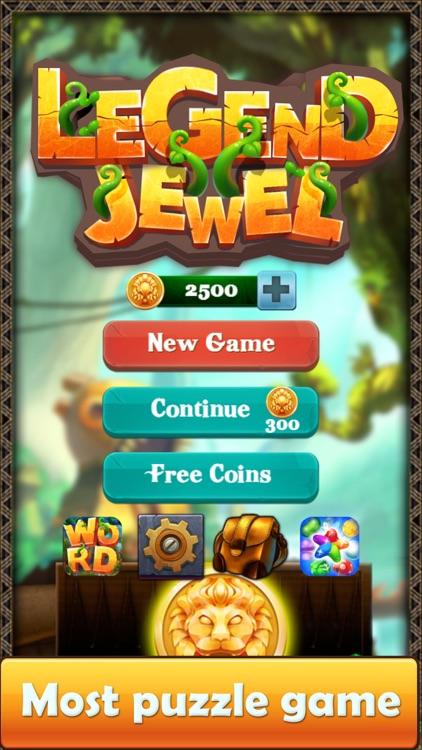 Legend Jewels screenshot-4