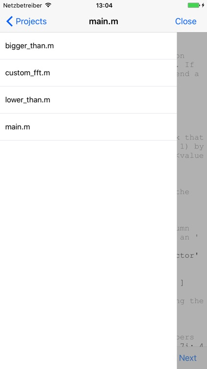Anoc Pro Octave Editor screenshot-3