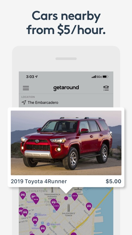 Getaround - Instant Car Rental