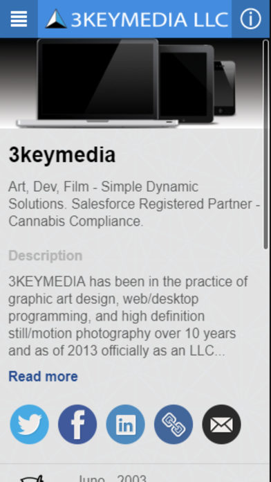 3KEYMEDIA screenshot two