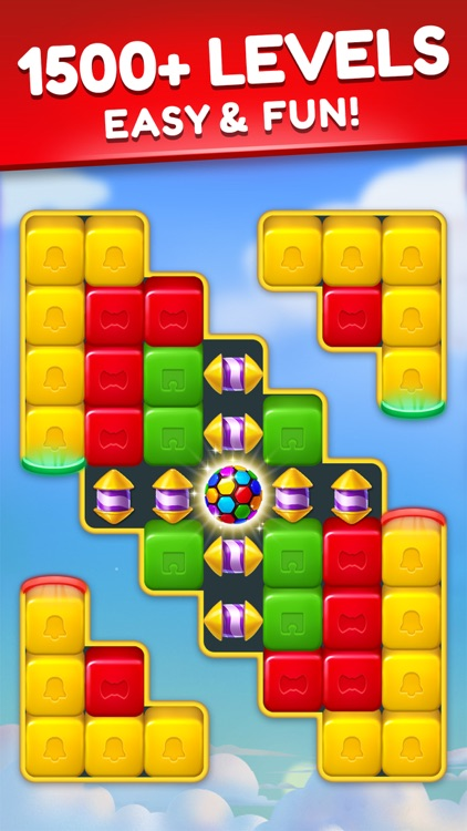 Toy Tap Fever - Puzzle Game screenshot-3