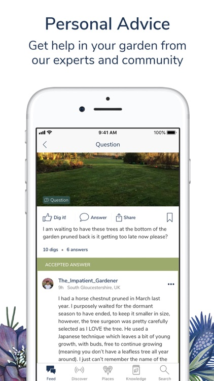 Candide – Plants & Gardening screenshot-5