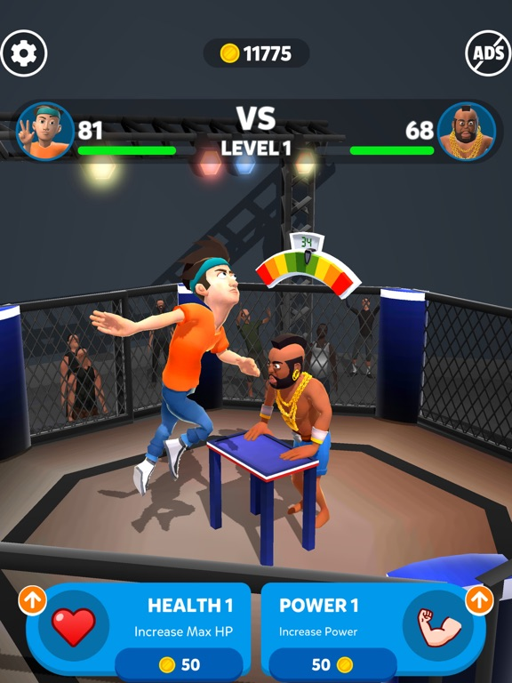 Slap Kings screenshot 5