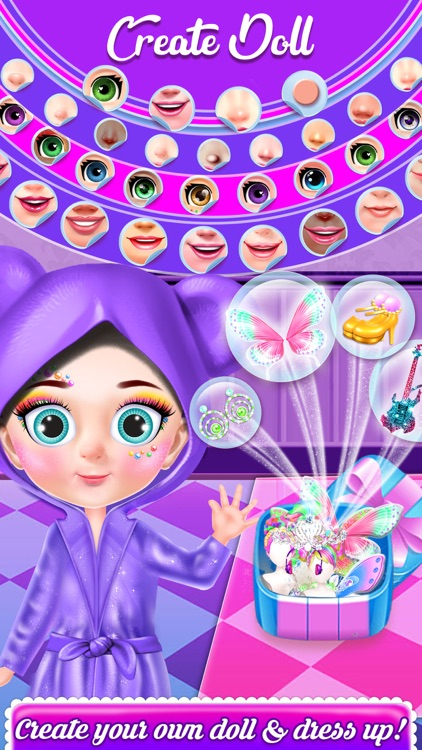 Surprise! Doll Dress up Games screenshot-5