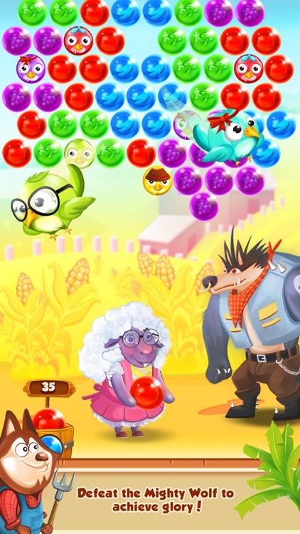 Bubble Shooter ; screenshot-3