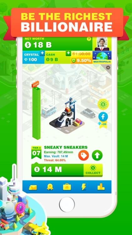 Billionaire 2: Money Tycoon screenshot-0