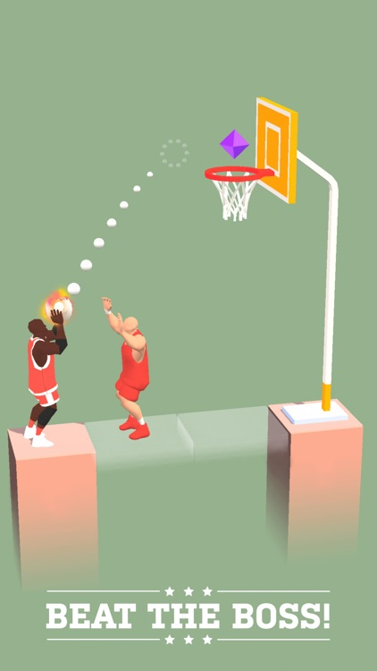 Perfect Dunk 3D screenshot-3