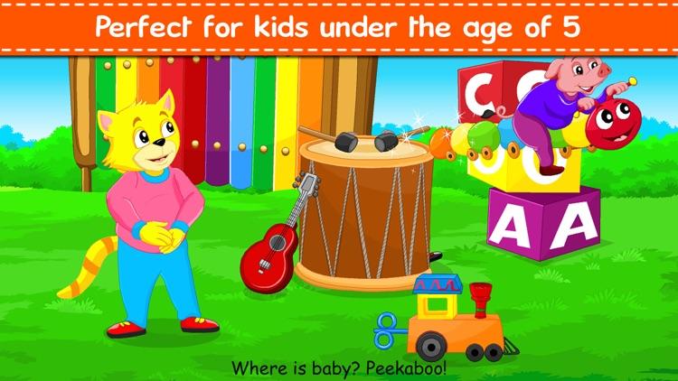 Baby Nursery Rhymes for Kids screenshot-3
