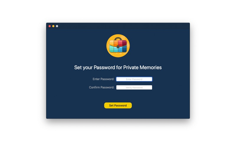 Private Memories for Mac