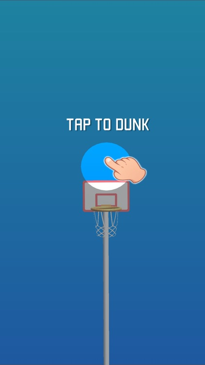 Perfect Dunk!