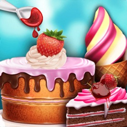 Sweet Strawberry Shop In Town