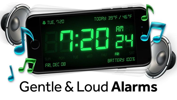 Alarm Clock HD screenshot-5