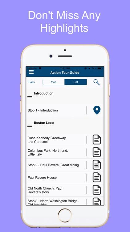 Action Tour Guide screenshot-3