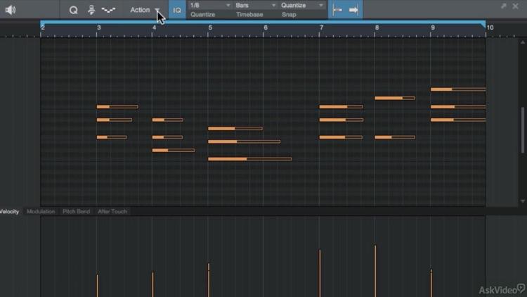 MIDI Course For Studio One 3 screenshot-3