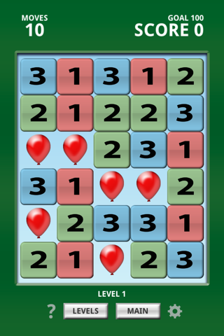 Number Match 3 Learning Game - náhled