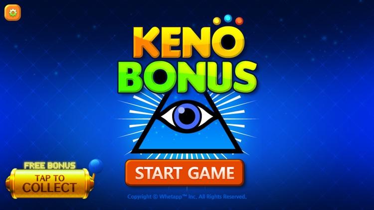Keno Bonus : Third Eye Keno