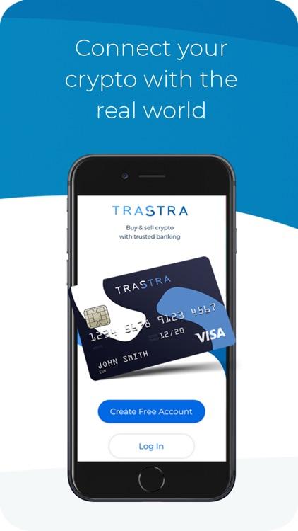 TRASTRA: crypto wallet & card
