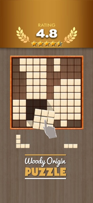 Block Puzzle Woody Origin on the App Store