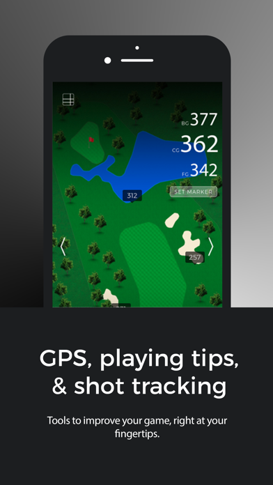 MCG Golf screenshot 1