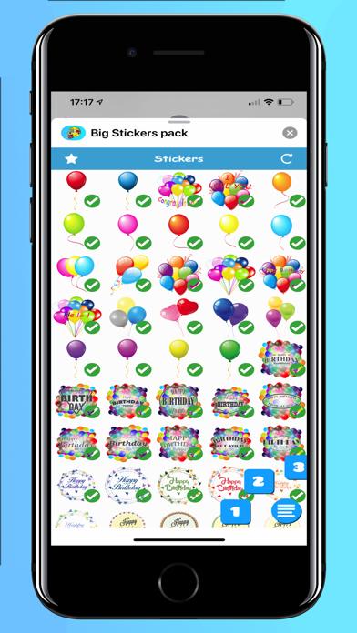 iMessageと用ステッカー作成ツールのおすすめ画像7