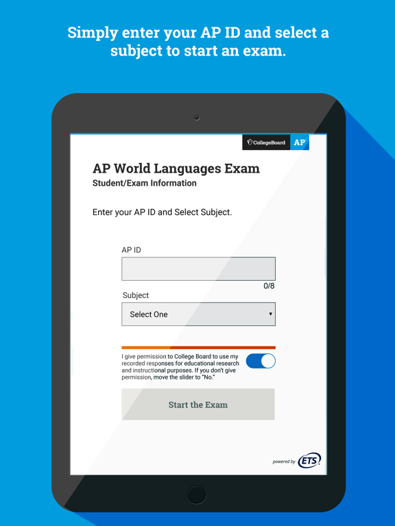 AP World Languages Exam App screenshot 5