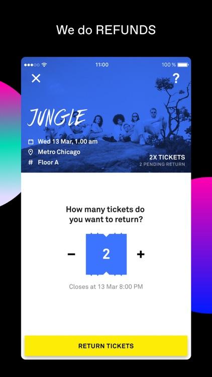 DICE: Live Music Tickets screenshot-3