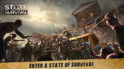 State of Survival: Zombie War screenshot 1