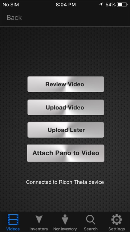 Video Inventory Mobile Manager screenshot-3