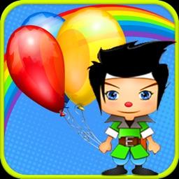 Balloon Boom Puzzle
